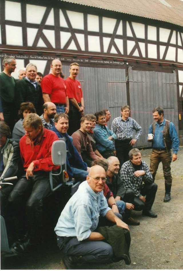 25 Jahre Falcone-Club bei-Martin